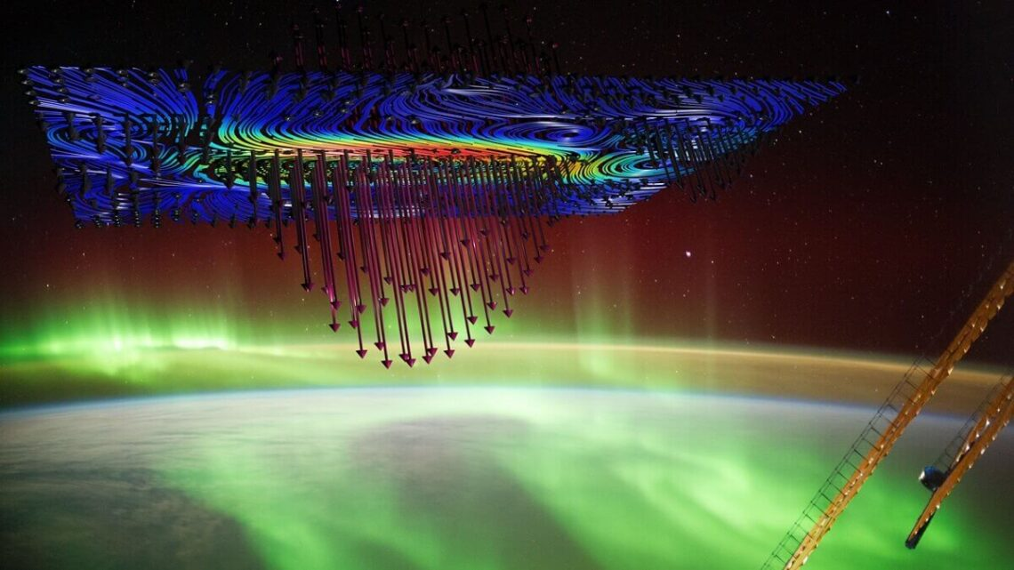 Aurora created in a lab, Physicists definitively describe how auroras are created
