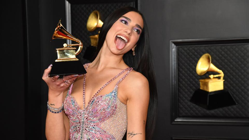 Dua Lipa's 'Levitating' Surges To No. 1 On The Digital Sales Chart For The First Time