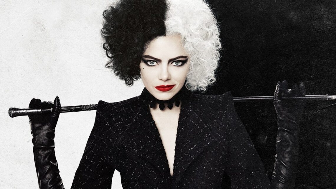 Pro Stylist Uses HASK Haircare to create Emma Stone's Iconic Cruella Look