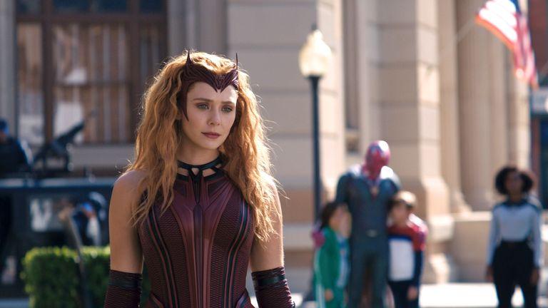 WandaVision's Elizabeth Olsen confirms the future of the show